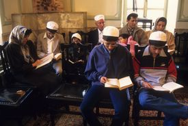 Zoroastrians At Nowruz
