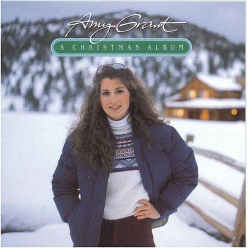 Amy Grant - A Christmas Album