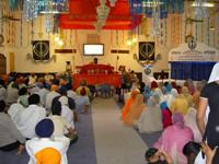 Gurdwara Bradshaw Worship Service
