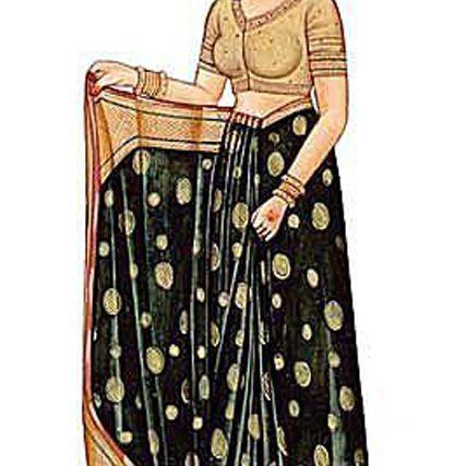 Sari: Drape and Wrap