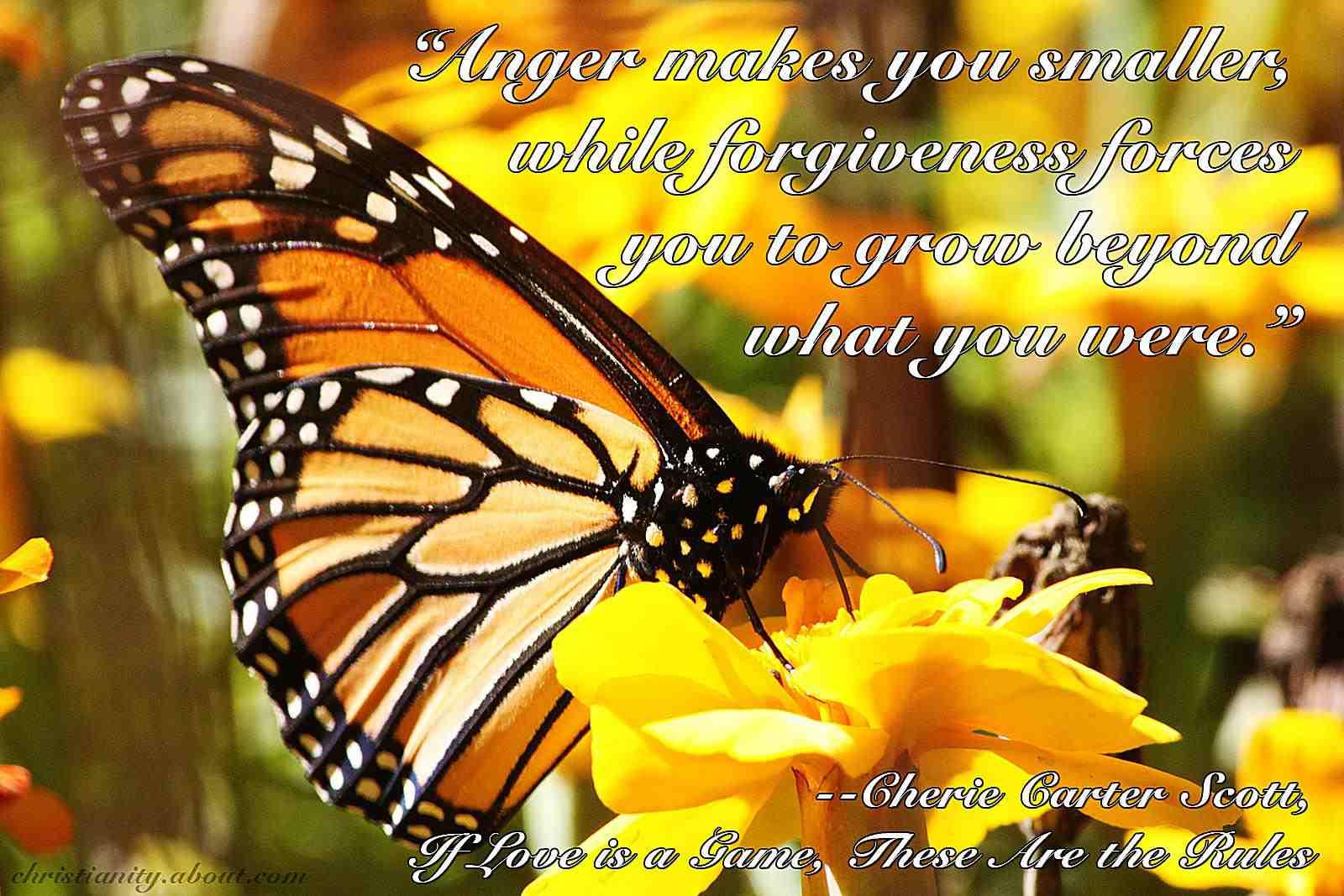 Forgiveness Makes Us Grow