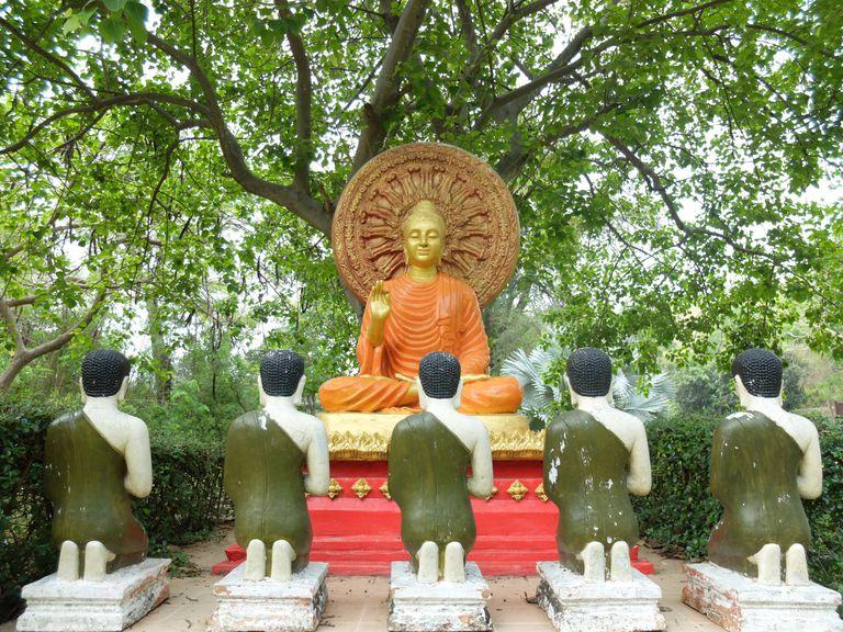 The Buddha s First Sermon