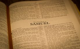 Book 1 of Samuel in the Bible