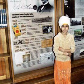 Sikh American at Duke University