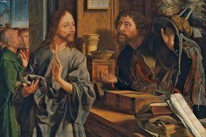 The Calling of Saint Matthew (Marinus Claesz van Reymerswaele)