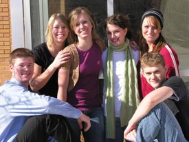 LDS (Mormon) young adults