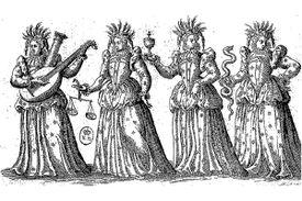 4 Cardinal virtues