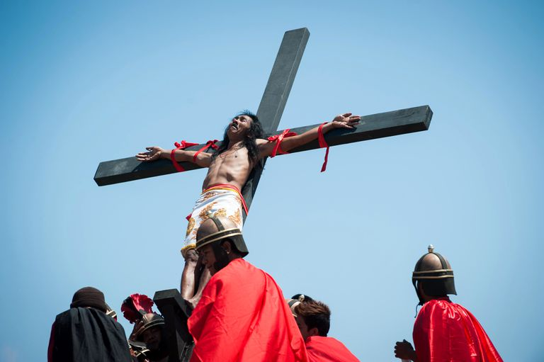 Filipinos Gather To Celebrate Good Friday