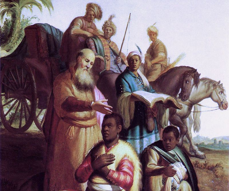 Bible Story Summaries (Index) - Old and New Testament