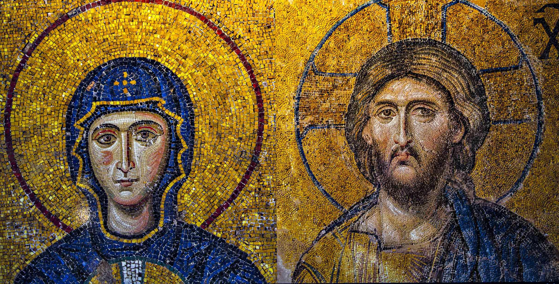 Byzantine icons