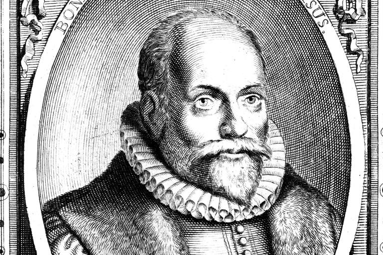 Jacobus Arminius, Dutch theologian and professor in theology at the University of Leiden.