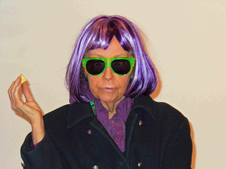 Isabelle Collin Dufresne, aka Ultra Violet