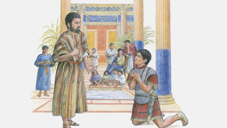Cornelius in the Bible - First Gentile Conversion