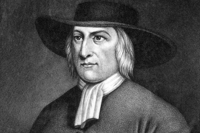 George Fox, Founder of The Religious Society Of Friends (Quakers).