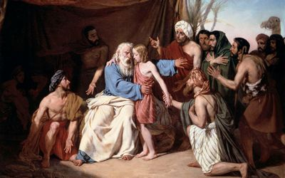 Jacob's Ladder in the Bible - Study Guide