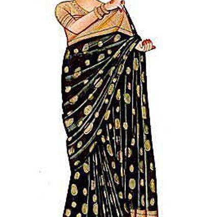 Sari: Fasten the End