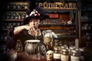 Witch Series: Apothecary