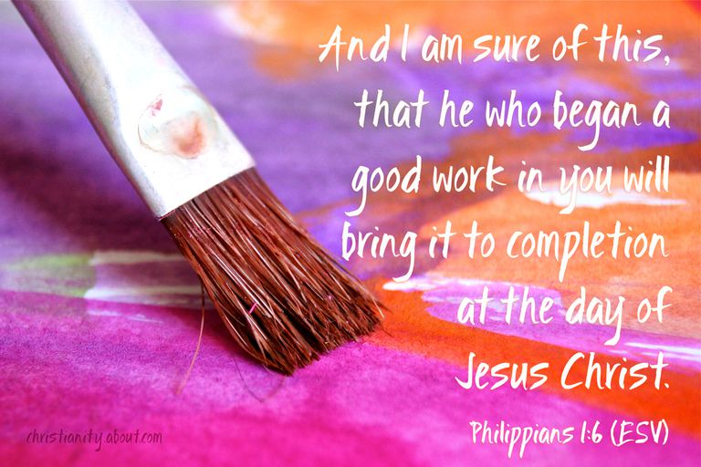 He Who Began a Good Work in You