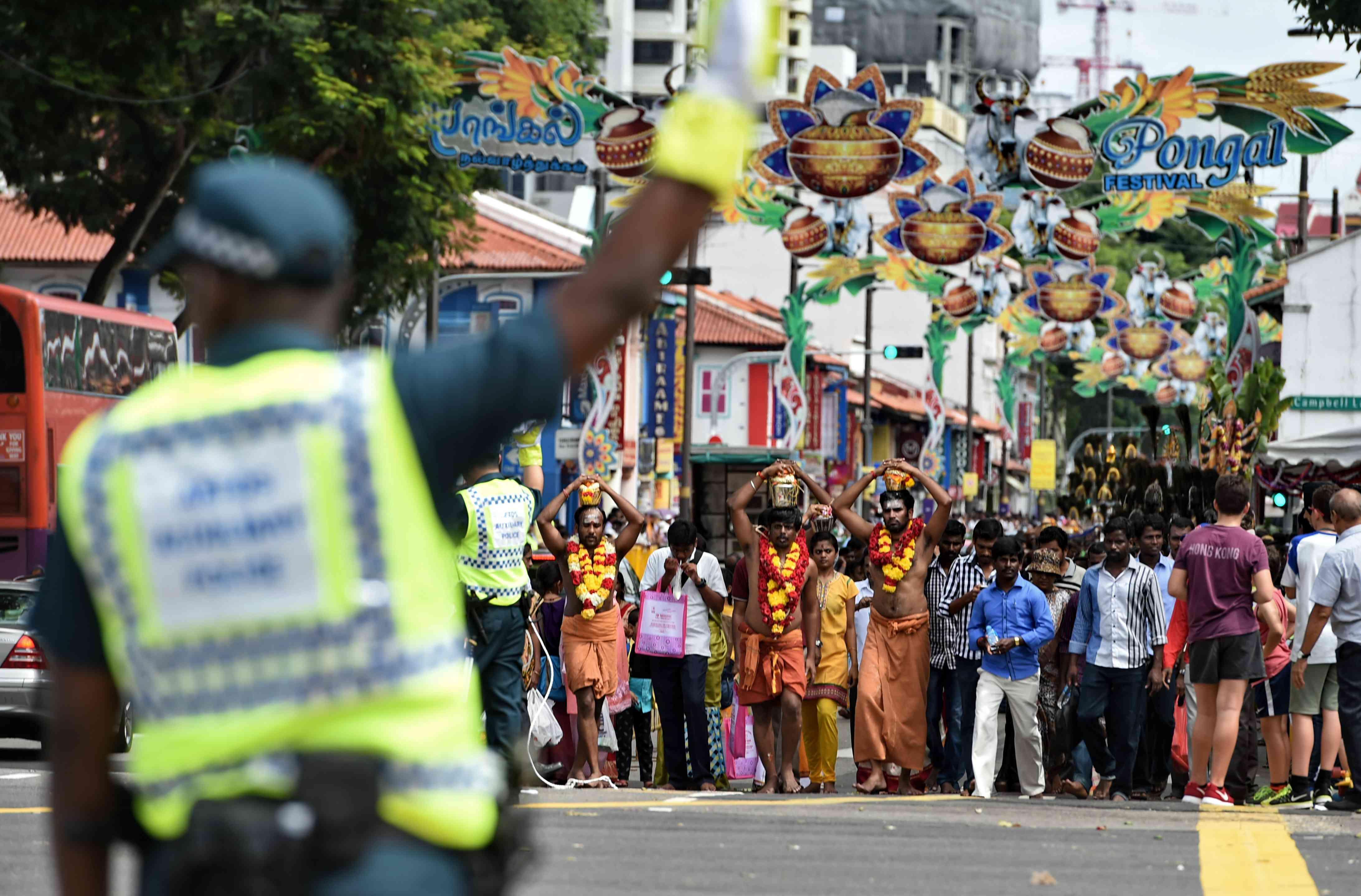 SINGAPORE RELIGION Hinduism