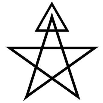 3rd Degree Wiccan Pentagram