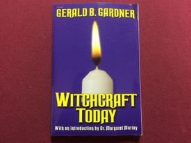 Witchcraft Today book cover