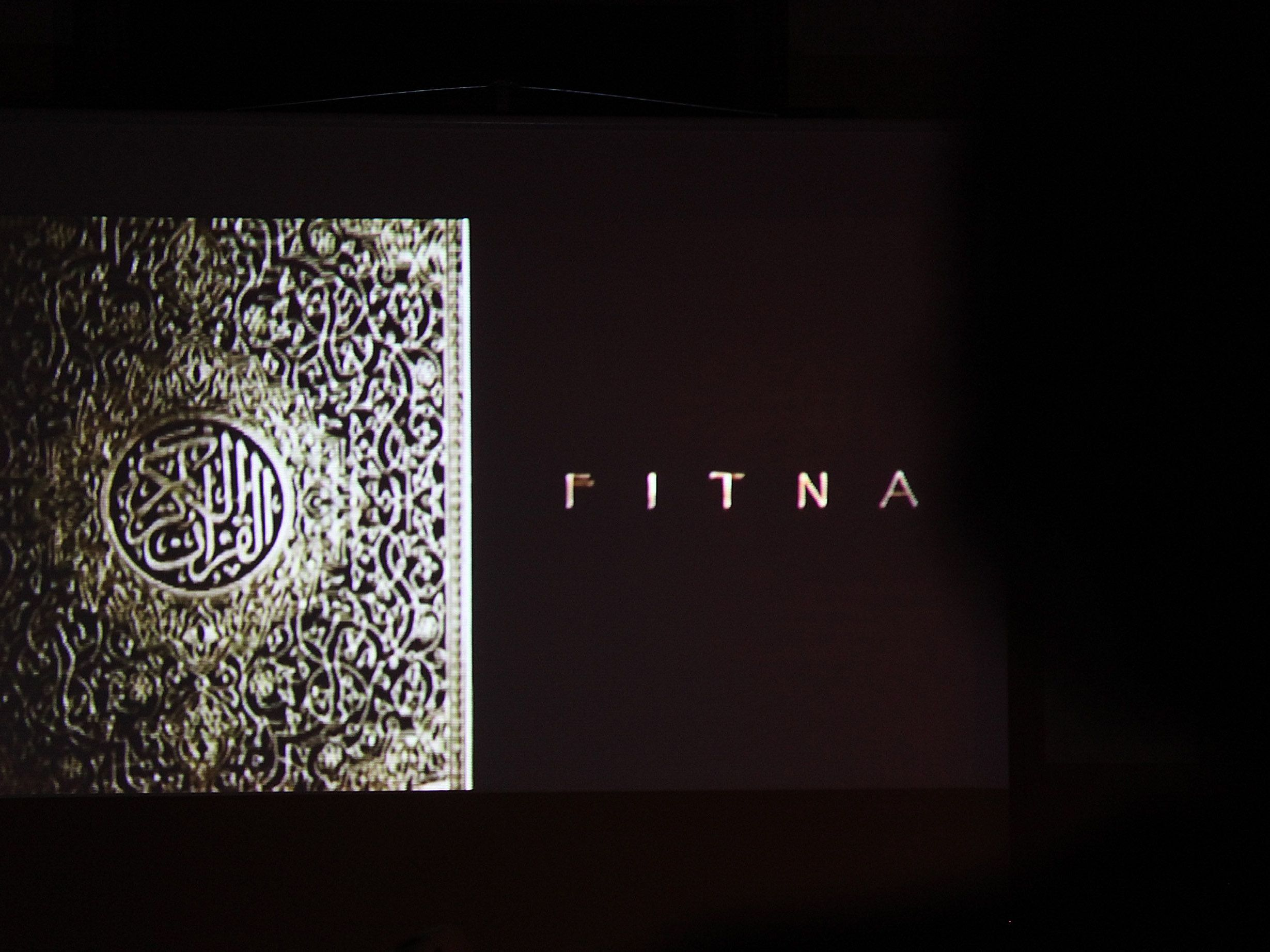 Meaning of the Term 'Fitna' in Islam
