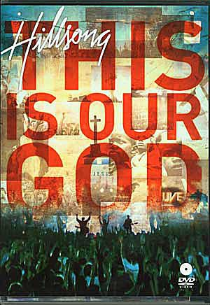 Hillsong - This is our God DVD cover
