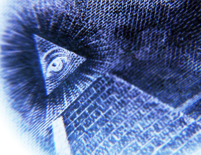 The All-Seeing Eye on the American Dollar