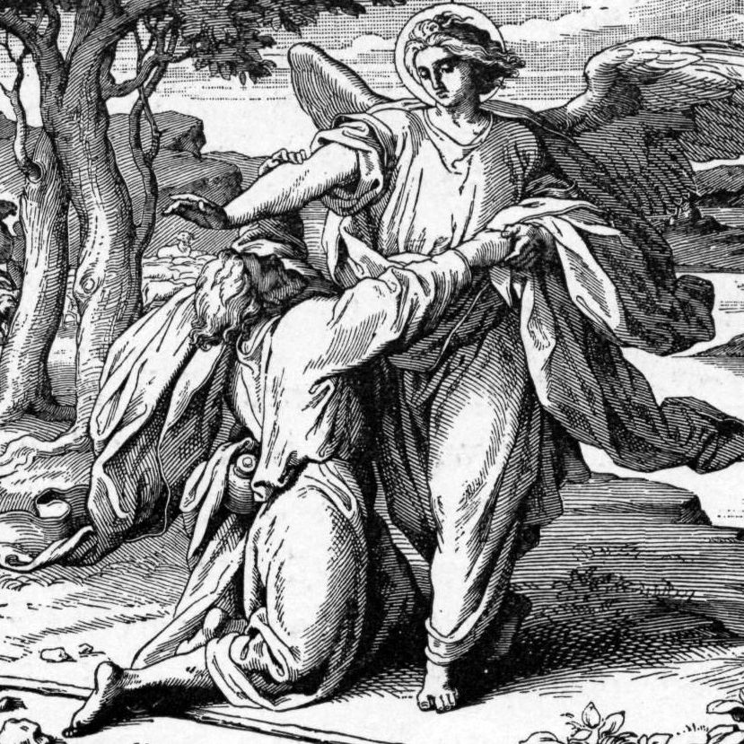 Who Was The Angel Who Wrestled With Jacob