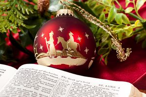 Christmas Bible Quiz