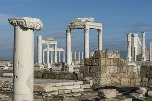Laodicea, 7 churches of revelation