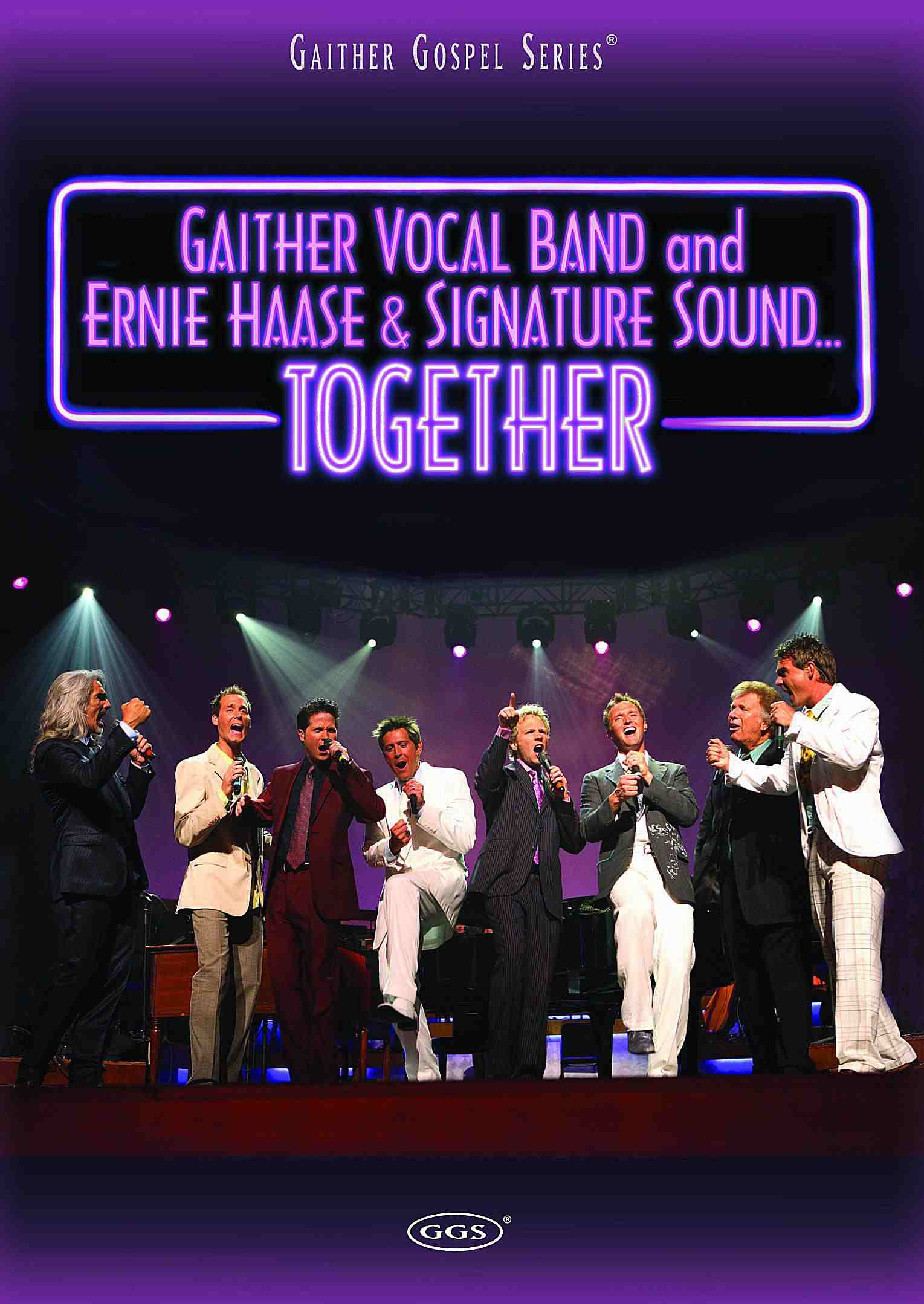Gaither Vocal Band - Together DVD cover