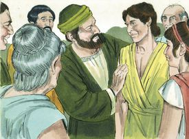 Paul Meets Timothy