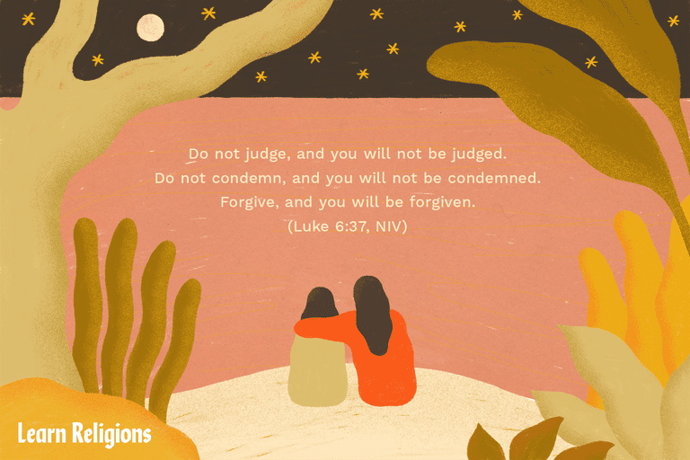 18 Bible Verses About Forgiveness to fort Your Heart