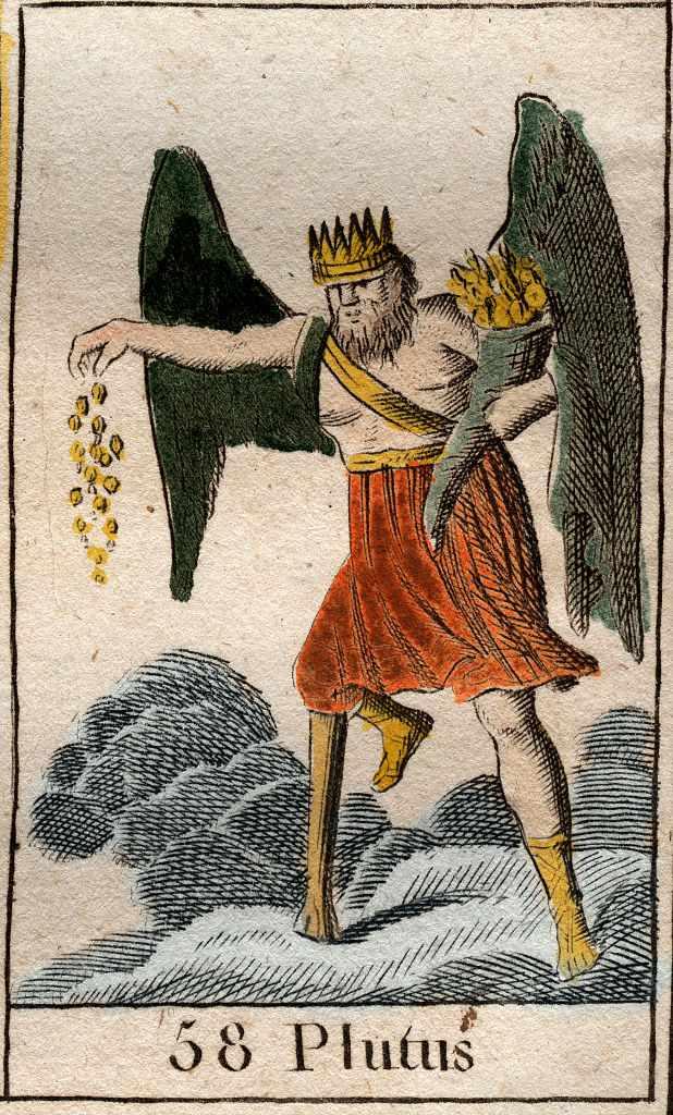 Representation of Plutus
