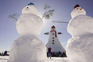 Snowmen as Guardians