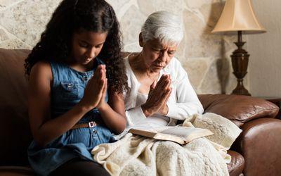 5 Types of Prayer - Communicating With God