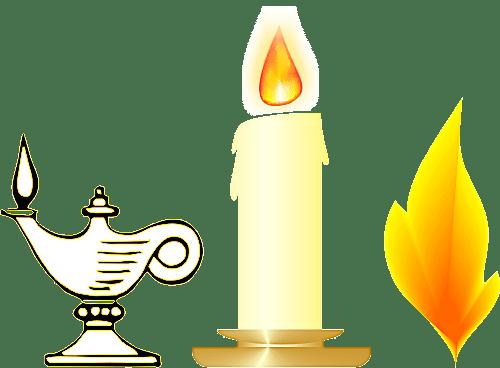 Christian Symbols Illustrated Glossary Light of the World