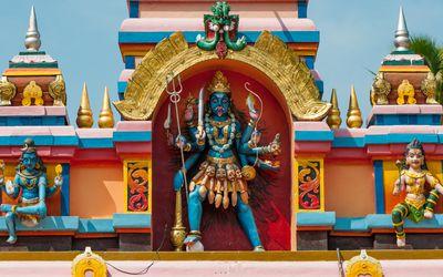 The 8 Forms of Lakshmi, Hindu Goddess of Wealth