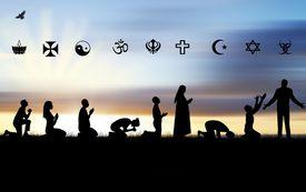 Landscape of World Religions