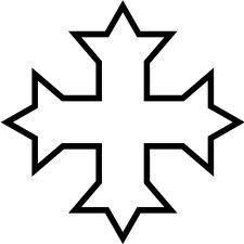 Modern Coptic Cross