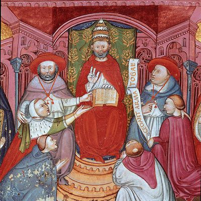 Pope Joan Was There Really A Female Pope