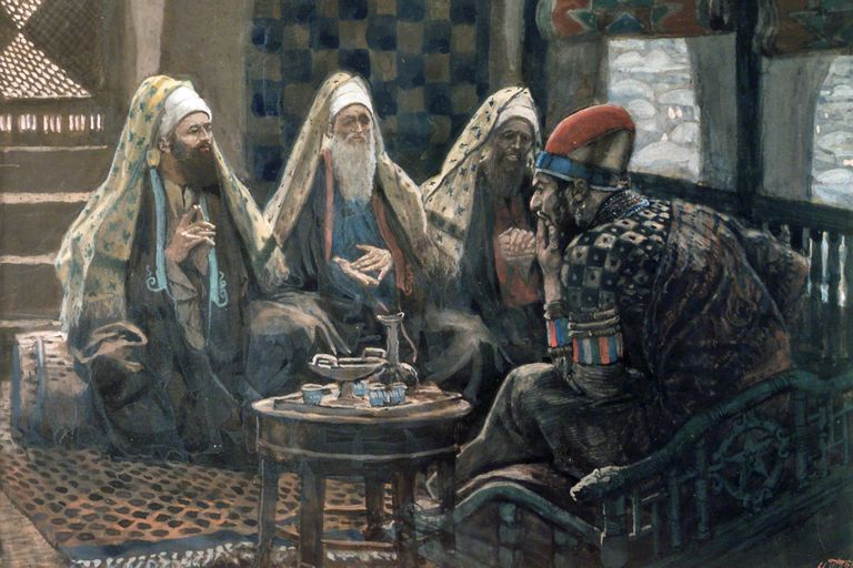Interview of the Magi and King Herod the Great