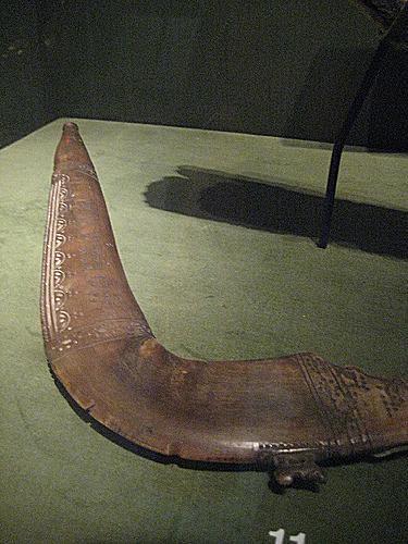 Shofar Bohemia Probably 18th century Item number: 89.4.2899 at the Metropolitan Museum of Art
