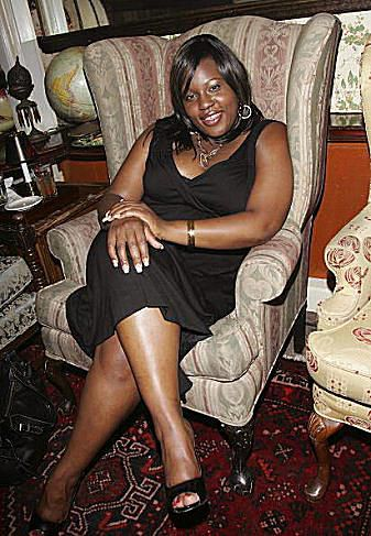 Lakisha Jones 2007 - at the Entertainment Weekly And Vavoom's Upfront Party