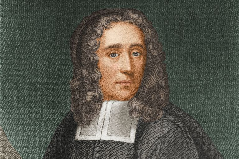 portrait of Increase Mather