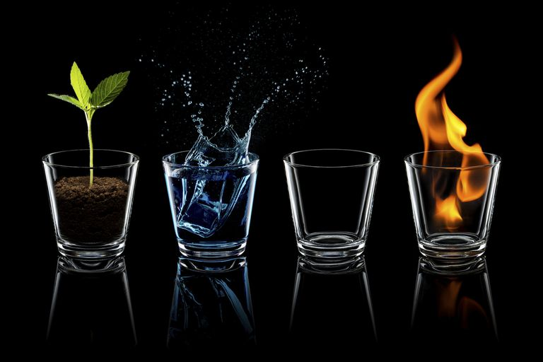 The Four Elements (Temperaments) and Holistic Healing