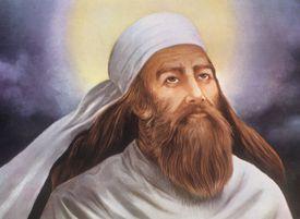 Zarathustra Portrait