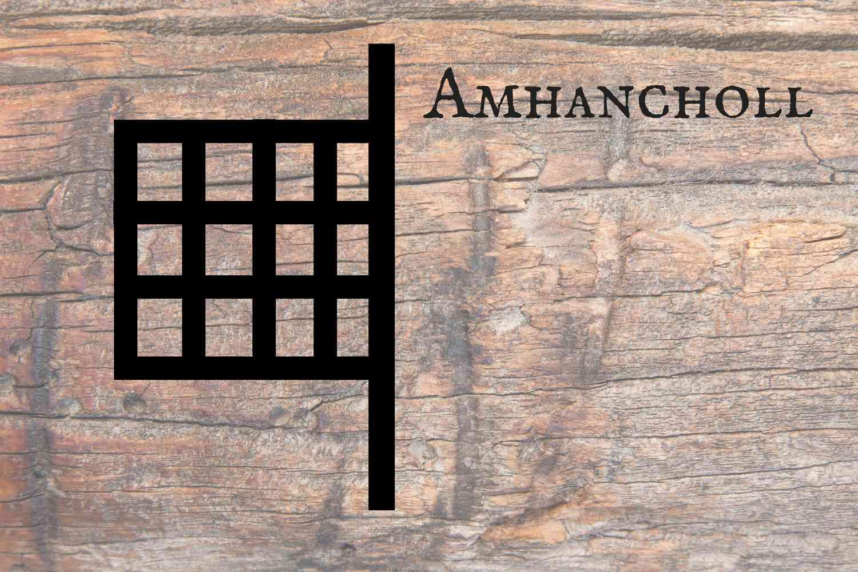 Amhancholl