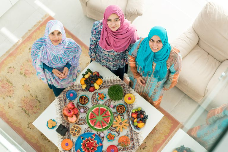 Muslim Women and Food